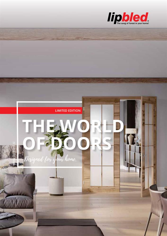 Catalogue of INTERIOR DOORS