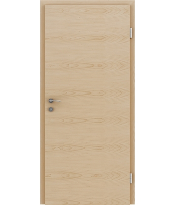 Veneered interior door with a combination of a transverse and longitudinal structure VIVCEline – F4 Maple