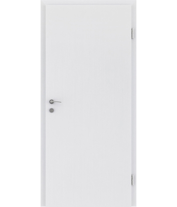 Picture of CPL interior door for simple maintenance VISIOline – Ash white