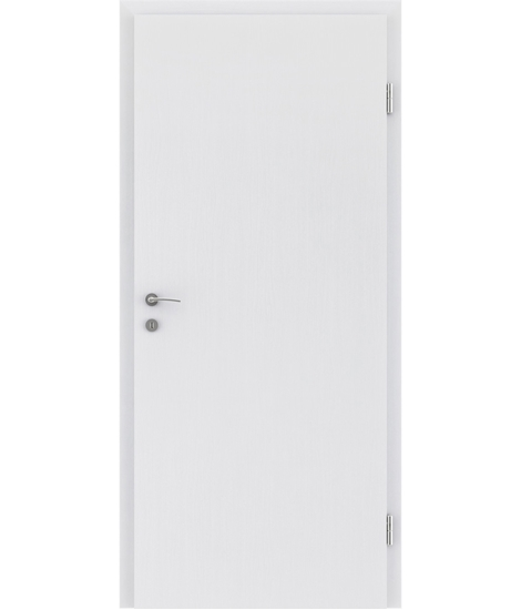 CPL interior door for simple maintenance VISIOline – Ash white