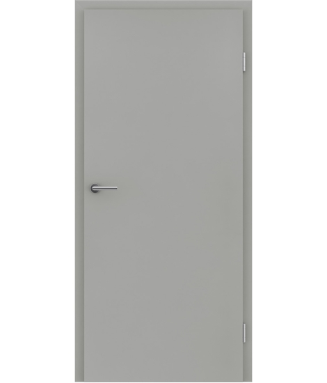 CPL interior door for simple maintenance VISIOline – Grey