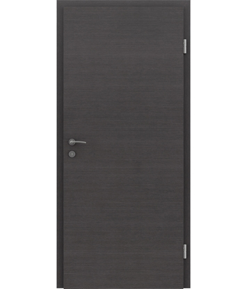 CPL interior door TOPline – L1 oak grafit