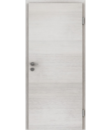 CPL interior door TOPline – L1 MILLENIUM oregon pine white
