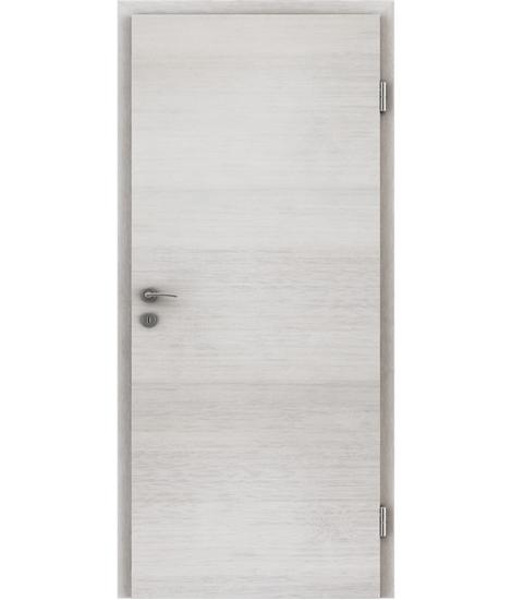 CPL interior door TOPline – L1 MILLENIUM oregon pine white