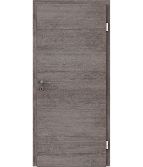 CPL interior door TOPline – L1 MILLENIUM oregon pine grey
