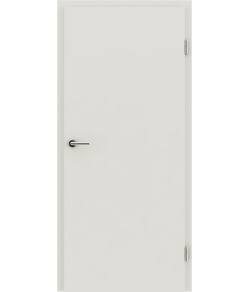 Picture of Interior door with veneer imitation BASICline – White