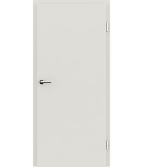 Interior door with veneer imitation BASICline – White