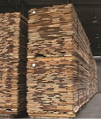 Drying of Sawn Timber
