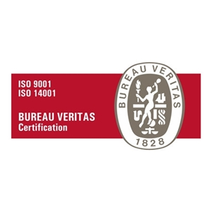 Picture of Quality ISO 9001:2015 and environmental management system ISO 14001:2015