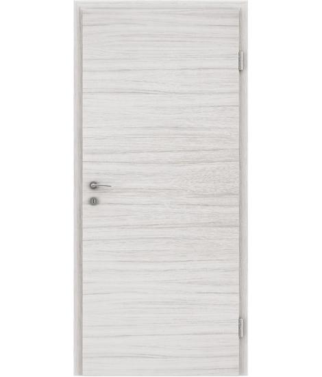 CPL interior door TOPline – L1 palisander white