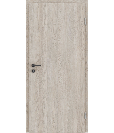 Interior door with veneer imitation BASICline PLUS – Oak WHITE WASH