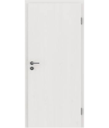 Picture of Interior door with veneer imitation BASICline PLUS – larch WHITE WASH