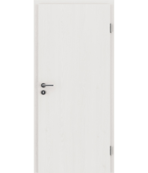 Interior door with veneer imitation BASICline PLUS – larch WHITE WASH