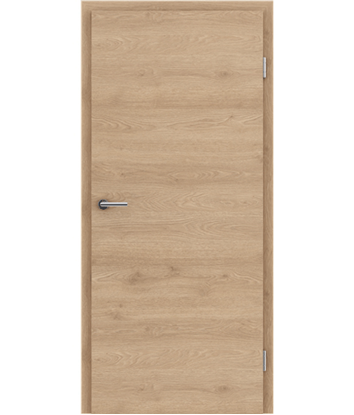 Picture of CPL interior door TOPline PRESTIGE - L1 oak FOREST brown