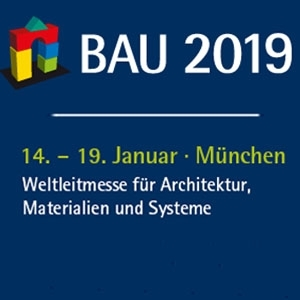Picture of LIP BLED will exhibit its product range at the BAU 2019 fair