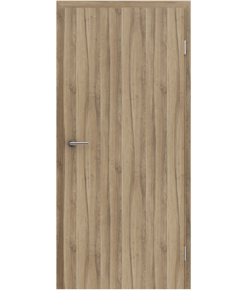 CPL interior door TOPline MATTLINE - walnut MEDITERAN
