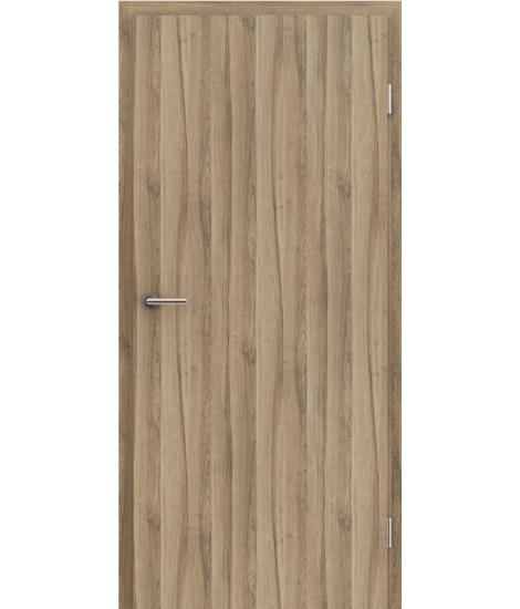 CPL interior door TOPline MATTLINE - walnut MEDITERAN