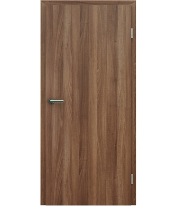 Interior door with veneer imitation BASICline – Walnut