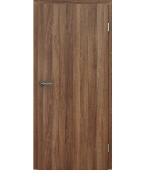 Interior door with veneer imitation BASICline – Walnut