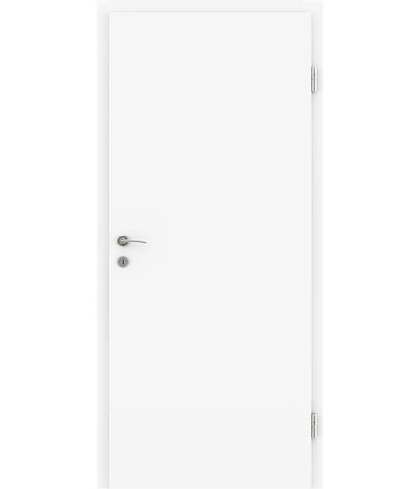 White-lacquered interior door COLORline – EASY